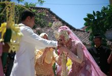 ethnic java wedding by vq_photography