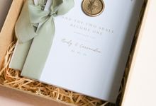 Vow Books by Letters & Olives Co.