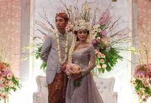 Atika & Dimas Wedding by Nona Manis Creative Planner