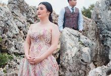 Prewedding of Silvi-Daniel at Stone Garden by Alissha Bride