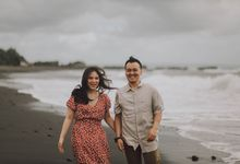 PETRA MOMENTS - Prewedding of Ofel & Gloria by Petra Organizer