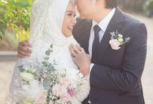 Prewedding of Heski-Jinki at Alissha by Alissha Bride