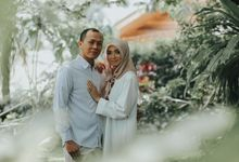 Prewedd Nila and Luthfi by SHABEASY MUA & WO