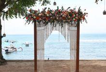 Wedding Bali Hai - Nusa Lembongan 07 Sep 2019 by Bali Rental Tiffany