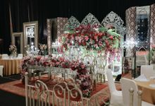Balqis & Nasa - 14 December 2019 - Sudirman Grand Ballroom by Zulfa Catering
