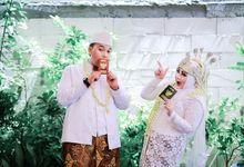 Wedding of Amrina & Farid by Rashdan Planner