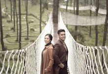 The Wedding Of Kalvin & Yenni by delazta wedding coordinator