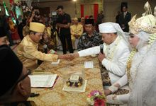 Event pernikahan Shella & Agung by Putri Wedding