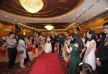 Weddding day of Robby & Yohana at Angke Restaurant Kelapa Gading by Angke Restaurant & Ballroom Jakarta