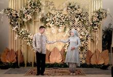 Engagement Dita & Abiem by Garis Decoration