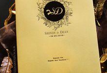Shindy & Dian by Vinas Invitation