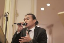 Wedding of Endah & Arya by MALIK ENTERTAINMENT