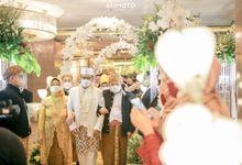 Amel & Raka - Wedding Organizer On The Day Coordinator by Kembang Peningset