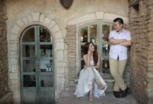 Prewedding Gown for Mrs Vincencia by Deasy Marlina
