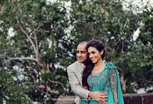 Wedding of Hemant & Divya by Conrad Bali