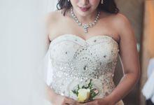 Wedding Day Herlin 28-06-19 by Alissha Bride