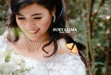 PREWEDDING OF ARIA AND TIFFANI by Suryalima Bridal Photo