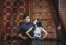 The Pre-Wedding of Anissa & Pradewo by EdgeLight Production