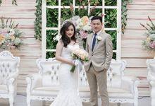 The Wedding of Soentono & Pricilla by Delova Photography