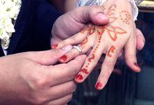 Wedding Dinda by boomsphoto