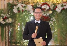 Wedding of Martin and Rina by MC Klub Jakarta