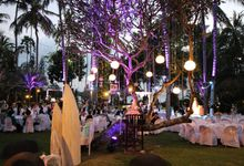 Outdoor Wedding Venue - Garden by Sheraton Senggigi Beach Resort