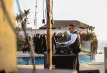 Villa Anugrah | Rick & Joanne by diskodiwedding