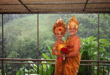 Celebrating Pearl Wedding Anniversary by Happy Bali Wedding