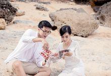 TRISATYA & AZAFIAN PREWEDDING by ALEGRE Photo & Cinema