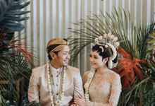 The Wedding of Brian & Febri by Daydreaming Works