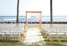 Pastel Colour by Just Married Bali Wedding