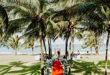 Club Med Cherating Beach wedding | Katelyn & Luca by JOHN HO PHOTOGRAPHY