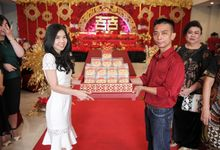 Engagement of Adi & Stefanny by FROST Event Designer