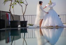 Handy & Amanda Wedding Day by PhiPhotography