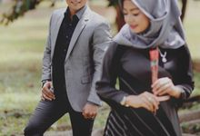 Prewedding Of Faridh & Della by Dfleur Photography