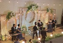 The Wedding of Cory & Kevin by Decor Everywhere