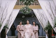 wedding rustic by RINA RAHMADI PROJECTS
