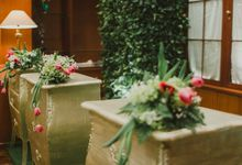 Wedding of Ananta and Jessica by MAC Wedding