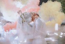 Wedding Laras + Hasfi by matafoto.id