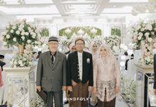 JAVANESE AKAD OF FIFI & IAN by  Menara Mandiri by IKK Wedding (ex. Plaza Bapindo)