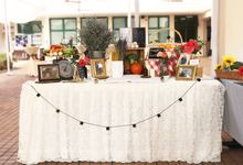 Shaun and Eunice Ratatouille Themed Wedding by Yours Fetefully