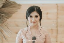 THE ENGAGEMENT OF WINNIE & ANAS by alienco photography