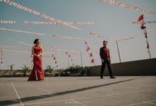 Arya & Trivera Sangjit Ceremony by Sincera Story