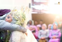 Dewi & Iqbal Wedding by Arjuna Pictures & Motion