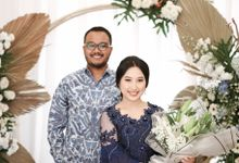 The Engagement of Febby & Rama by DIY Planner
