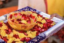 Destination wedding at Taj Aravali with beautiful surrounding by Wedding By Neeraj Kamra