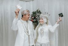 THE WEDDING OF REZA & POCUT by alienco photography