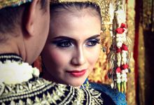 Wedding Dinda by boomsphoto