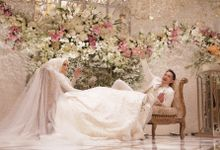 Rezky Aditya & Citra Kirana by Akuwedding