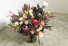 Wild Flowers by Eufloria